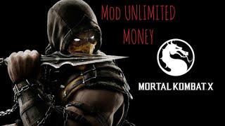 MORTAL KOMBAT X (MOD UNLIMITED MONEY)    ANDROID