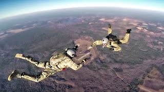 Air Force Pararescuemen HALO Jump • GoPro Video