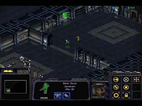Download Starcraft: Brood War - Terran Mission 7: Patriot's Blood