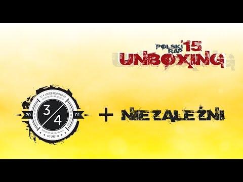 3/4 UNDERGROUND STUDIO I INNI | UNBOXING