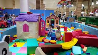 YASMIN IS HAVING FUN Trade House Eurasia Nur-Sultan city. ЯСМИН РАЗВЛЕКАЕТСЯ ТД ЕВРАЗИЯ-3