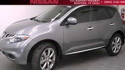 2014 Nissan Murano Plano TX