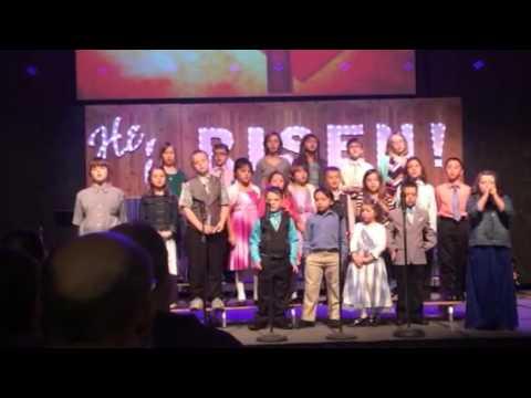 Creekside Christian School Easter song
