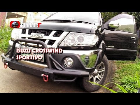 ISUZU CROSSWIND SPORTIVO Walkaround 2019 HD