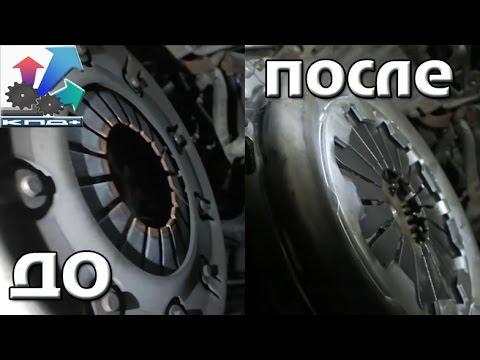 КАК ВЫСТАВИТЬ ДИСК СЦЕПЛЕНИЯ. нисан альмера 1.5 бензин 2000года