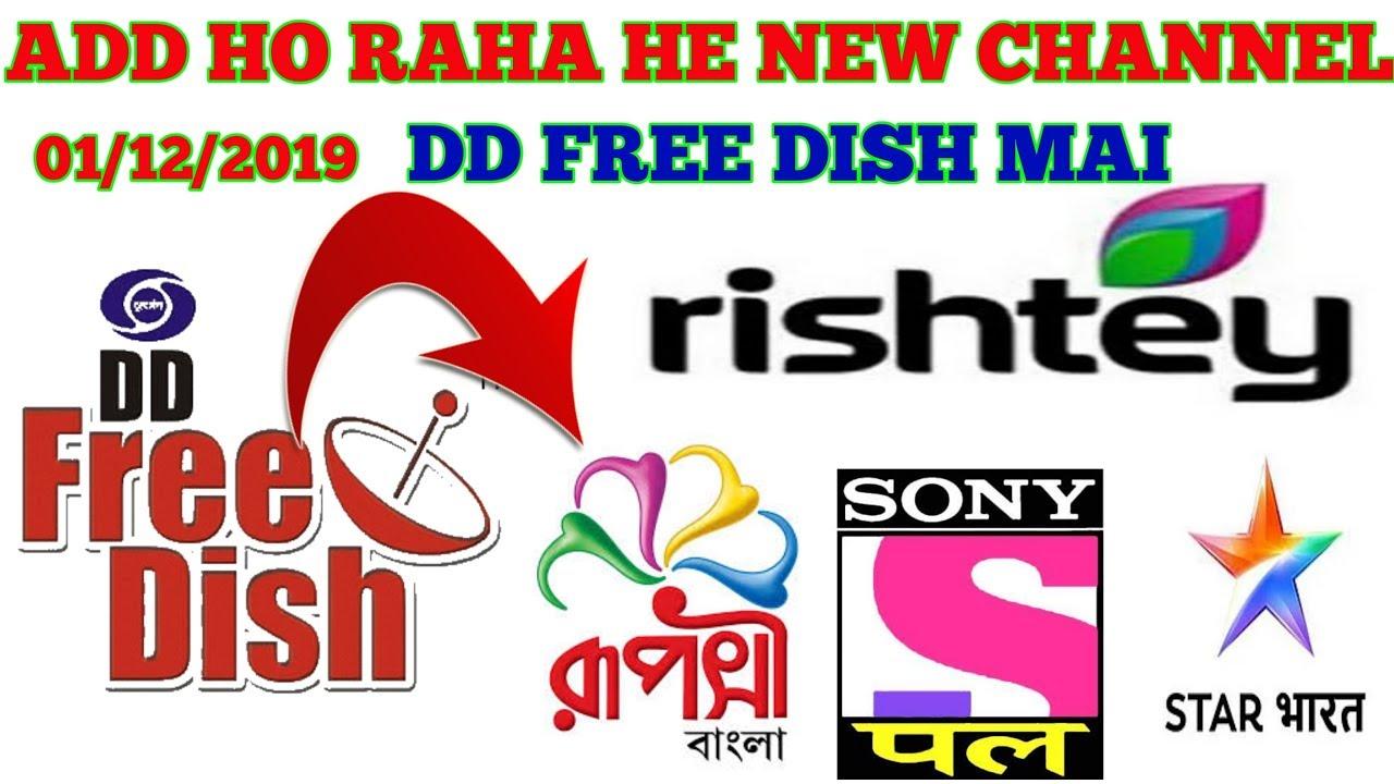 Free dish new channel list 2020