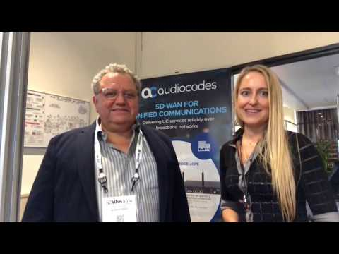 #SDWAN19 summit - Interview with Marco Mostrel