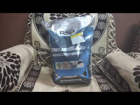 RSP Nutrition True Gain Mass Gainer Review | Best Supplement for bulking
