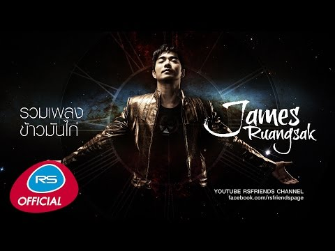 รวมเพลง James ข้าวมันไก่ : เจมส์ เรืองศักดิ์   Official Music Long Play