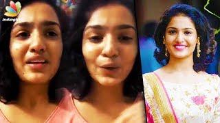 മോശമായി മെസ്സേജ് അയച്ചവനെതിരെ ക്വീൻ നായിക |  Saniya Iyappan Emotional Live Video