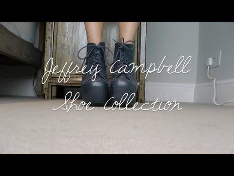 Jeffrey Campbell Shoe Collection | sunbeamsjess