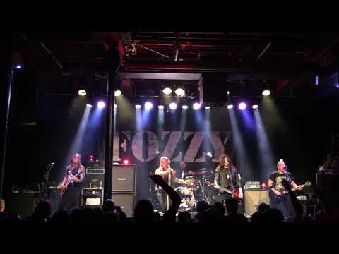 Huey Cam: Fozzy - Painless (Live At Slim's) 03-13-18