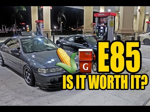 IS E85 REALLY WORTH IT!?