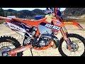 Project KTM EXC 300 2 Stroke RAW - Dirt Bike Magazine