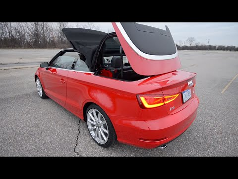2014 Audi A3 Cabriolet  WR TV Walkaround