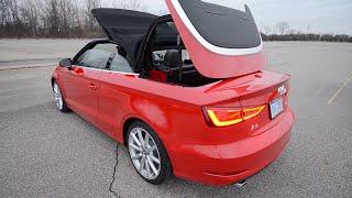 Audi A3 Cabriolet 2014 Videos