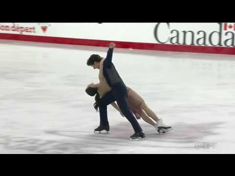 Tessa Virtue / Scott Moir 2017 Canadian National Figure Skating Championships - FD
