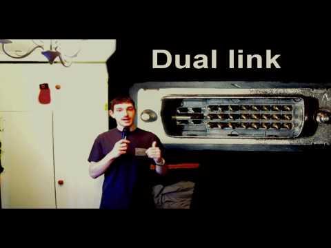 DVI кабеля - Видео
