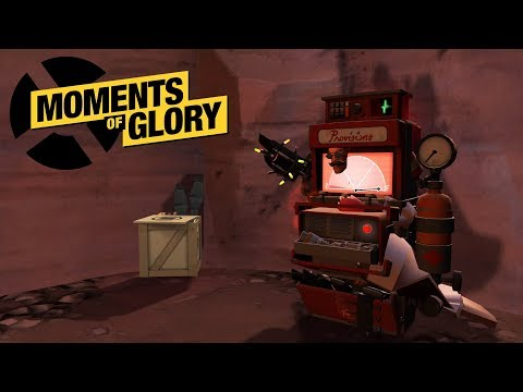 Dispenser Hideout - TF2 Moments of Glory #497 Sw4gg