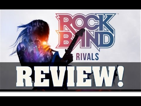 Rock Band Rivals Review: Is It Worth Your Money?
