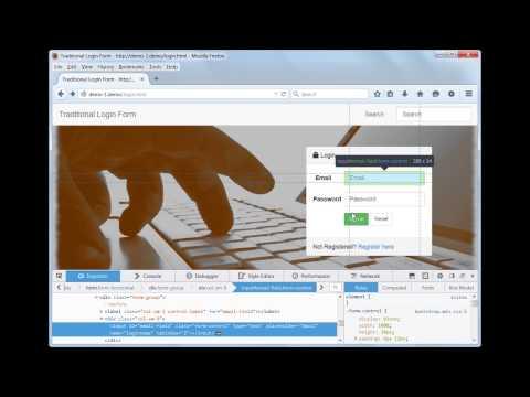 Demo 1: Add URL To Window Title Firefox Addon  (Improved auto-type for Firefox+KeePass)