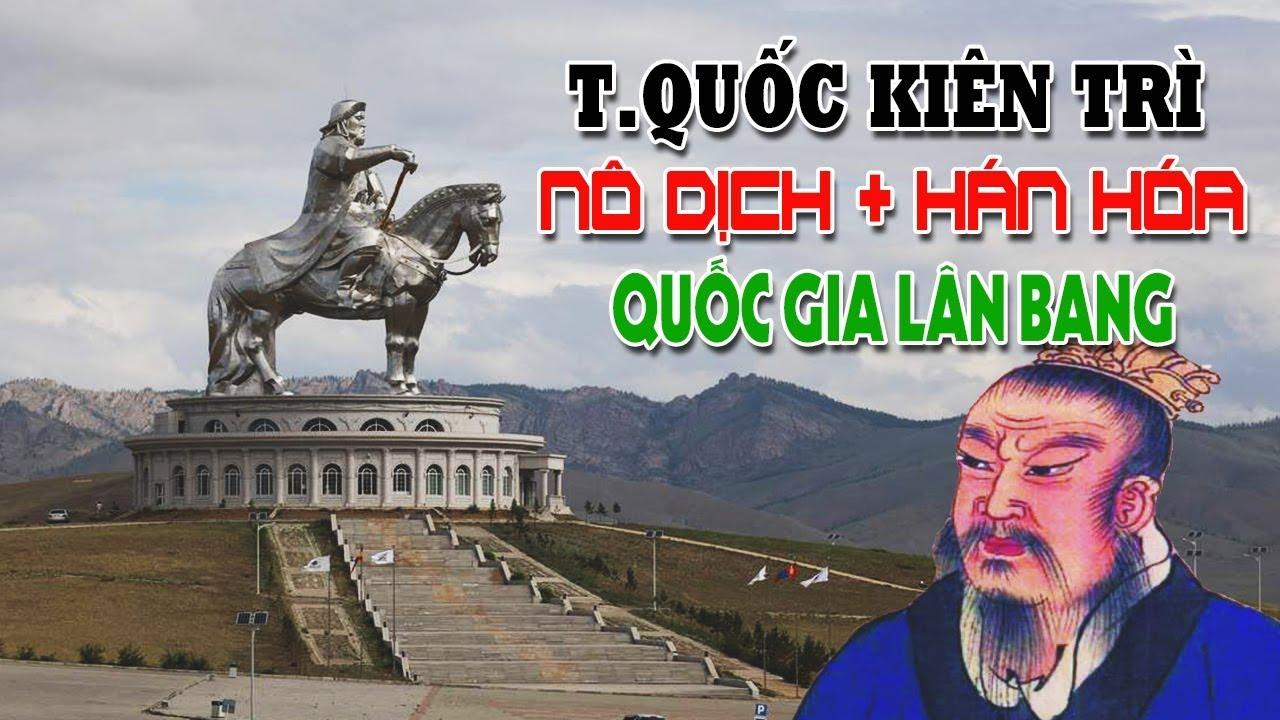 Cuộc chiến chống lại Trung Quốc hóa của Mông Cổ