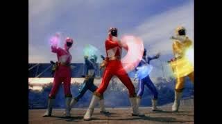 Power Rangers Lightspeed Rescue (2000-2001) - Intro (EP01)
