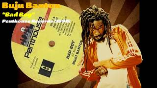 Buju Banton - Bad Boy (Penthouse Records) 1996