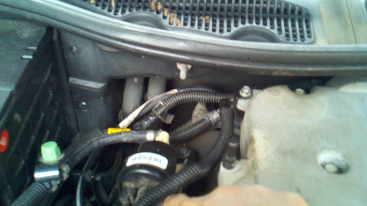medium resolution of 2004 cadillac cts injector 3 not working