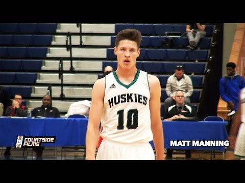Matt Manning Mixtape @ The Tarkanian Classic