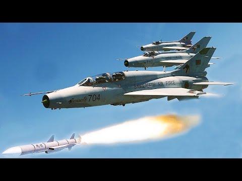 কতটা ভয়ঙ্কর বাংলাদেশী এফ-৭ গুলো | Weapons of Bangladesh Air Force F-7BGI Fighter Jets