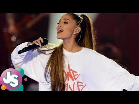 Ariana Grande Receives Hero of the Year Honors; Did She Deserve It? -JS