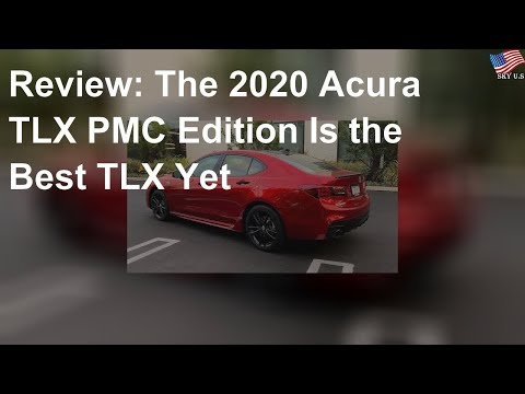 Review: The 2020 Acura TLX PMC Edition is the best TLX yet