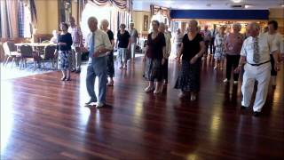The Wiggle line dance..xx
