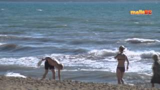 Sommer im November am Ballermann auf Mallorca