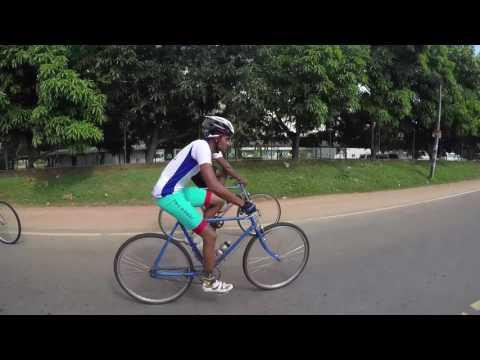 4G Cycle Tour - Tour de Polonnaruwa