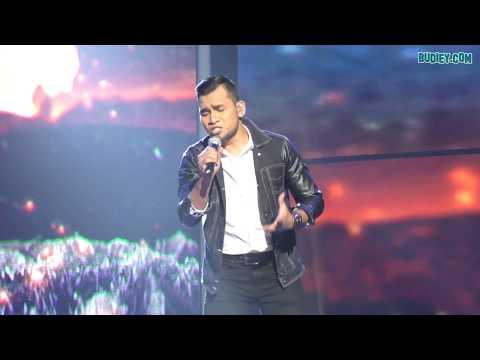 Syafiq Farhain SAMBUTLAH KASIH LOVEHUNTER di Konsert BIG STAGE
