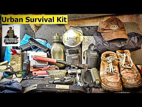Urban Survival Pack : Updated