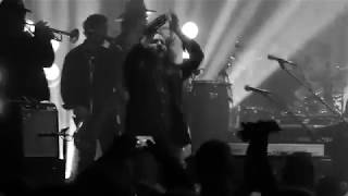 """Nathaniel Rateliff & The Night Sweats """"Need never get old"""" Live at Berns Stockholm 180330"""