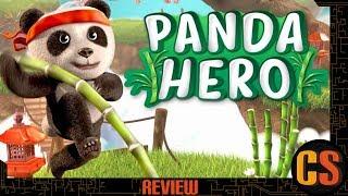 PANDA HERO - REVIEW (Video Game Video Review)