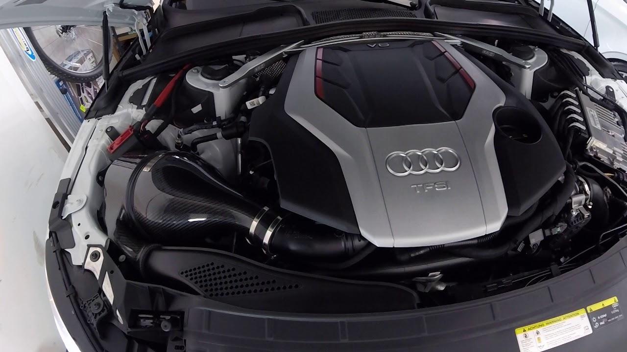 Eventuri intake Audi B9 S4