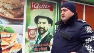L-a amendat poliţia pentru spirt vîndut pe stradă - Curaj.TV