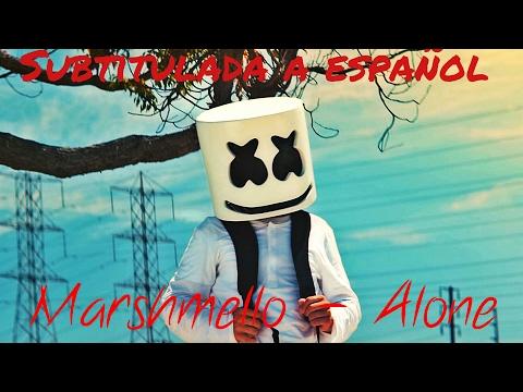 Marshmello - Alone (Official Music Video) - Subtitulada a español HD
