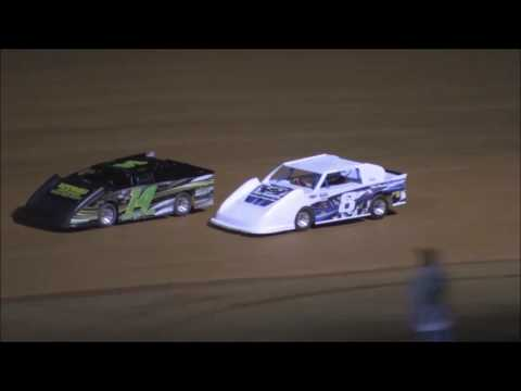 Mini Cup/Cyclone Heat Race from Ponderosa Speedway, September 30,  30, 2016.
