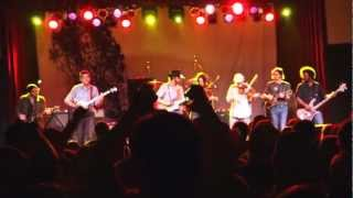 Bread And Water, Ryan Bingham With Honeyhoney Band, Orange Peel, Asheville Nc, March 28, 2013