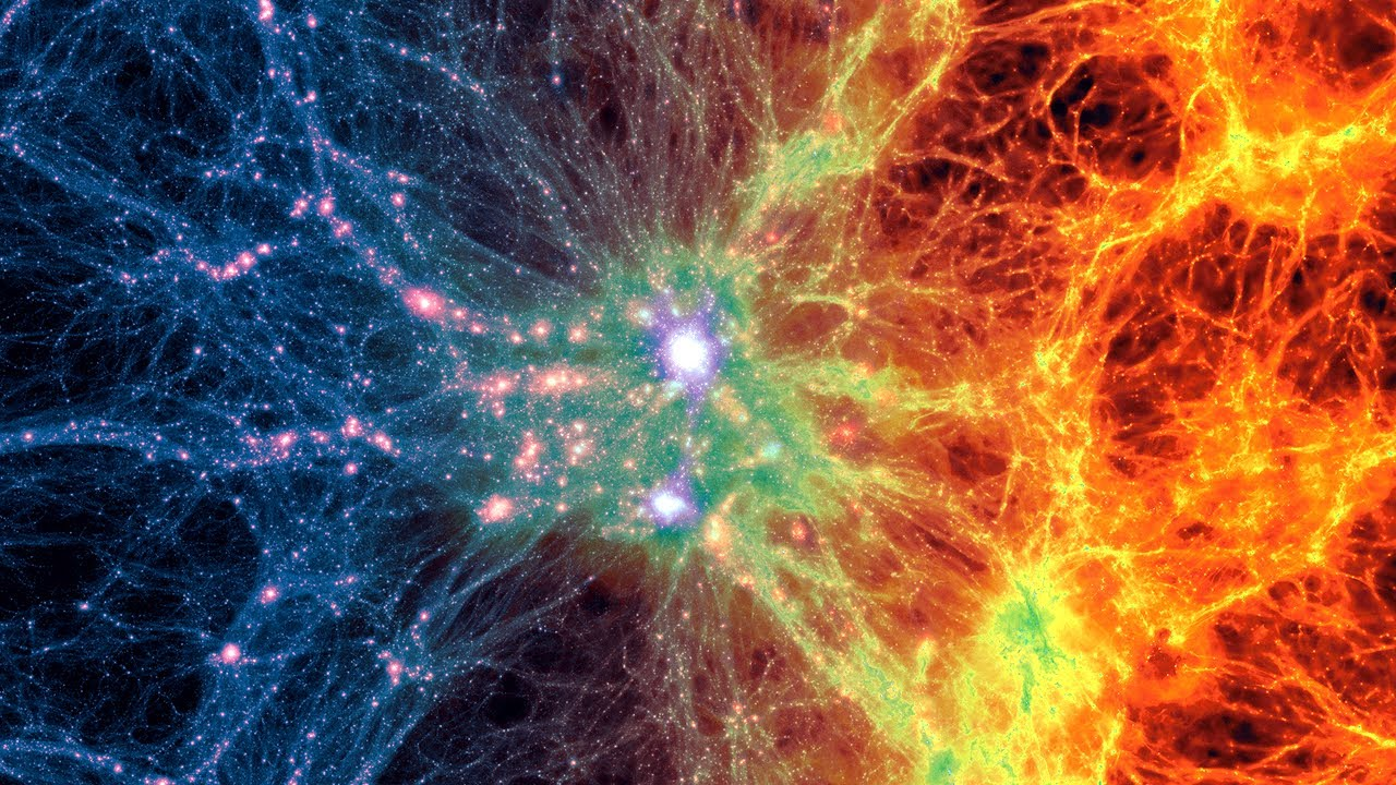 Image result for formation of our universe