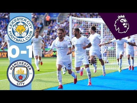 Man City Highlights! | Leicester 0-1 Manchester City | Silva Goal!