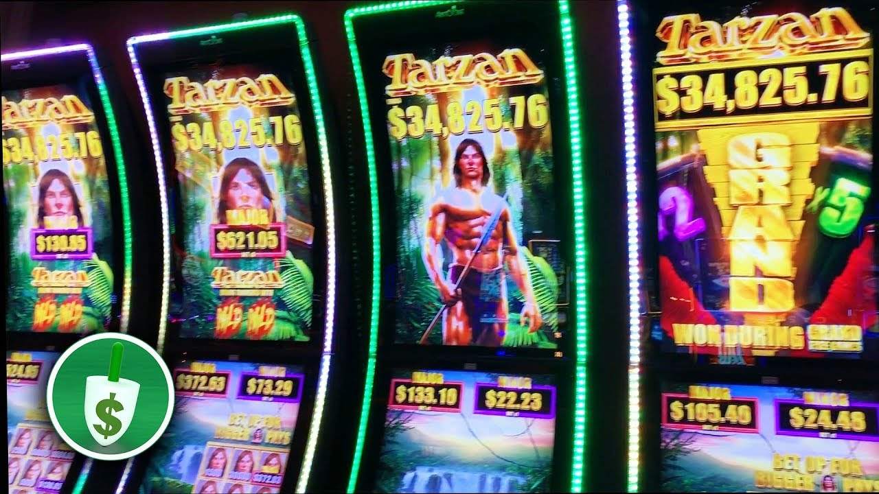 Tarzan Slot Machines