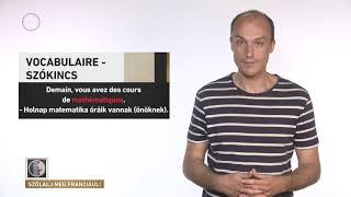 Szólalj meg! – franciául, 2017. augusztus 16.