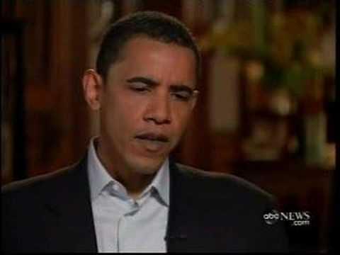 Barack on This Week with George Stephanopoulos